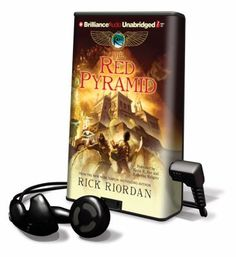 The Red Pyramid by Rick Riordan Brilliant Egyptologist Dr. Julius Kane accidentally unleashes the Egyptian god Set, who banishes the doctor to oblivion and forces his two children to embark on a dangerous journey, bringing them closer to the truth about their family and its links to a secret order that has existed since the time of the pharaohs.