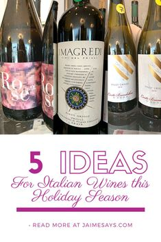 Trying to stock up on wines that go well as gifts or pair well with food this holiday season? Check out these different Italian wine regions for value and great wines! Unique Wine Glasses, Strawberry Vodka, Wine Sale, In Vino Veritas, Italian Wine, Sparkling Wine, Wine Making, Prosecco, Fun Drinks