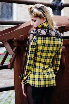 Rosellina Mele - Shirt long-sleeved, figure-fit