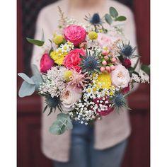Le bouquet de Charlotte 💕  #avrilmai #fleuriste #fleuristemariage #florist #bouquet #flowershop #fleuristebordeaux