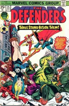 Sal Buscema, The Defenders