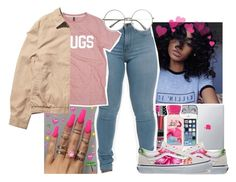 """""""nerd ❤"""" by ayoo-tj ❤ liked on Polyvore featuring Vans and Ralph Lauren"""