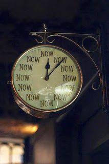 Toda hora é hora ;)