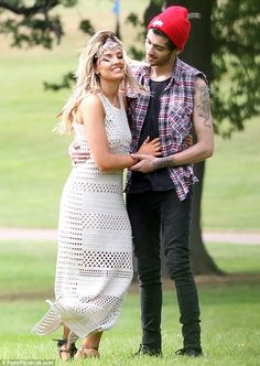 Cute couple: It's little wonder the Geordie beauty looked so thrilled with ...