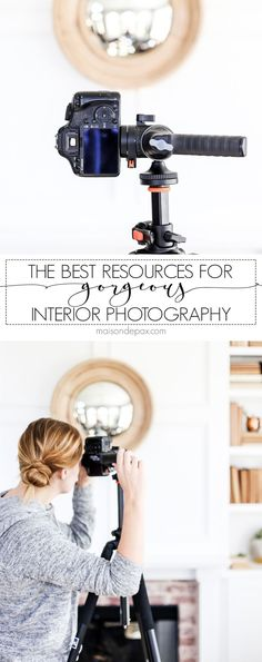 Are you a blogger, interior designer, or real estate agent looking to take beautiful interior photos? These photography resources will help you take the best home photos you can. #realestatephotography #homeinteriors #interiorphotography #maisondepax #photographytips #interiordesigntips