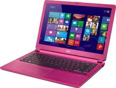 pink laptops by acer