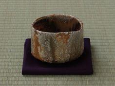 [ANAGAMA Matcha Bowl] NAGOMI (by Hozan Tanii) - JAPANESE GREEN TEA | HIBIKI-AN