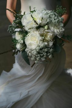 Bouquet.  Anne Book Signature Style - David Wittig Photography