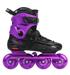 F4 RAVEN (Purple) Inline Skating, Roller Skating, Skates, Skate Shoes, Nike Huarache, Raven, Fitness, Eagle, Sneakers Nike
