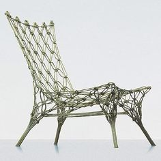 Knotted Chair, Marcel Wanders for Cappellini