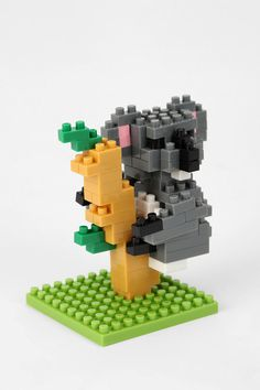 Nano Blocks - Koala