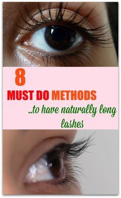 8 must do methods to have naturally long lashes - Indiscreet Beauty..