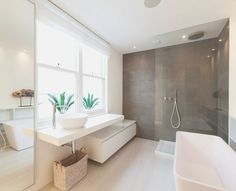Badkamer Dekor Idees : Loods badkamer