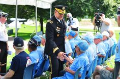 ASC commanding general honors 'Forgotten War'   Article   The United States Army