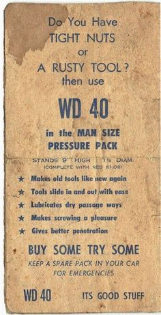 Old Advertising Was Naughty!