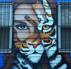 Street Art (Best of. Street Wall Art, Murals Street Art, Graffiti Murals, Mural Art, Street Art Graffiti, Art Nouveau, Grafiti, Amazing Street Art, Arte Popular