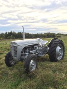 Tractor Grey Massey Ferguson in VIC | eBay