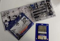 Kit completo para iniciar a dibujar manga!  El kit incluye un libro donde podrás aprender todo para comenzar a dibujar, ademas, una plantilla para realizar tus dibujos 😃✨ Manga, Instagram, Kit, Cards, Template, Draw, Book, Manga Anime, Manga Comics