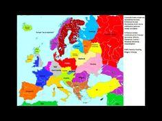 Europa kontynent - YouTube