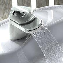 Oshi Range - This tap is £48.99 OMG! soooo cool, affordable designer taps