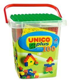 Unico Vödrös kocka készlet 100 db | MALL.HU