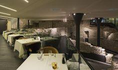 Hostaria del Relais San Lorenzo, Bergamo - Chef Antonio Cuomo