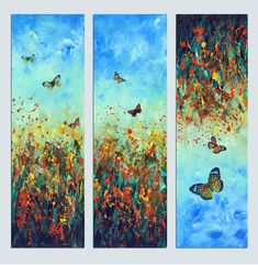 Buy Different view (triptych), Mixed Media painting by Areti Ampi on Artfinder. Discover thousands of other original paintings, prints, sculptures and photography from independent artists.