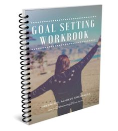 Not your typical goal setting workbook. Learn how to make diligently crafted goals so you can create your life of bliss! #goals #personalgrowth #personaldevelopment #success #planning