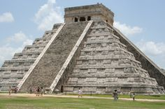 Chichen Itza... been there!