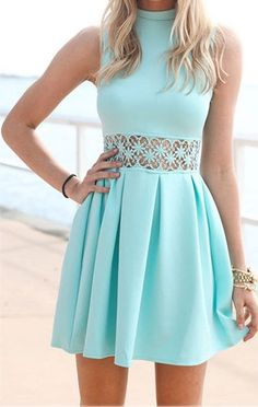 Cocktail Short Mini Dress