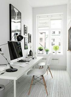 come arredare la parete dietro al divano - grazia.it | nicoletta ... - Zona Studio Nel Soggiorno 2