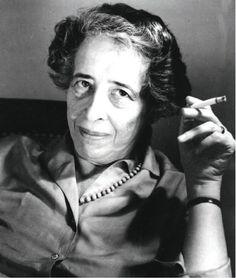 Ocio Inteligente: para vivir mejor: Hannah Arendt: ¿Qué queda? Queda la Lengua Materna...