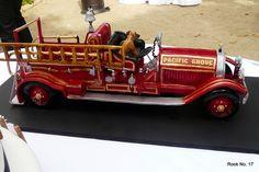 Fire Engine Cake by Rook No. 17, via Flickr