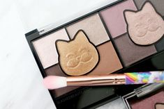 Check out the newest products from the Katy Perry x COVERGIRL collaboration-- the Katy Kat Palettes. See swatches!   Slashed Beauty