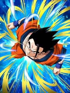 """[Leaps and Bounds] Ultimate Gohan """"Now. It's time!"""""""
