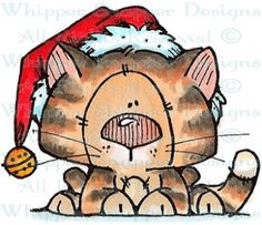 Sanders - Christmas Images - Christmas - Rubber Stamps - Shop