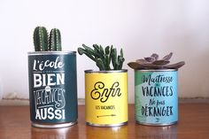 {Printable} Homemade gift for the mistress Homemade Gifts, Diy Gifts, Diy Cadeau Maitresse, Pot A Crayon, Diy Presents, Diy For Kids, Teacher Gifts, Diy And Crafts, Pots