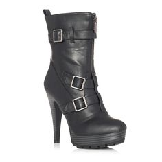 Gemma boots by JustFabulous
