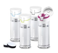 Fill & Go Water Filter Bottle by Brita