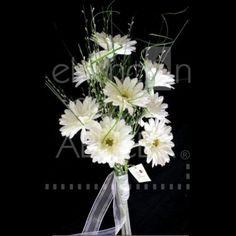 Ramo Gerberas #ramodenovia #gerberas #bride #flowers #pretty