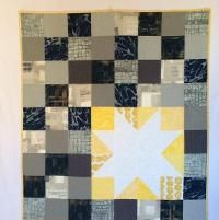 Quilting : Star Bright Quilt