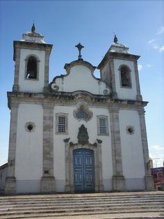 Conselheiro Lafaiete (MG) - Igreja Matriz de Nossa Senhora da Conceição