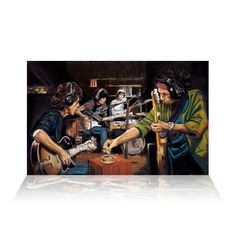 Rolling Stones Conversation Piece by Ronnie Wood  #therollingstones #rollingstones
