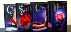 Je me suis prise de passion pour la saga des Chroniques lunaires qui m'a transportée du début à la fin!