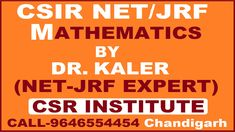 CSIR NET MATHEMATICS COACHING IN CHANDIGAH Math Coach, Chandigarh, Maths, Mathematics, Entrance, Coaching, Join, Math, Entryway