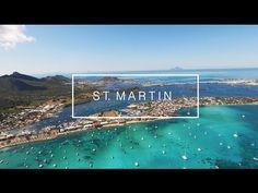 Martin: The friendly island Travel Buzz Videos Destination Soleil, Friendly Islands, Destinations, Saint Martin, Marina Bay Sands, Caribbean, Spaces, Explore, Videos