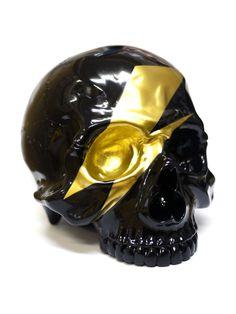 1/1 SKULL HEAD POP SKULL Black