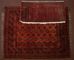 A Bokara Carpet. Lot 152-5024
