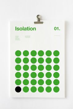 Minimalist Poster Series Depicts the Serious Symptoms of Depression with Geometric Designs - My Modern Met