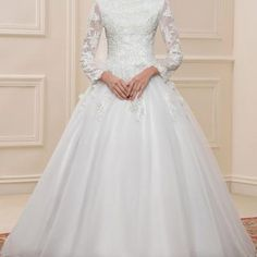 robe de mariée pour femme musulmane, islam